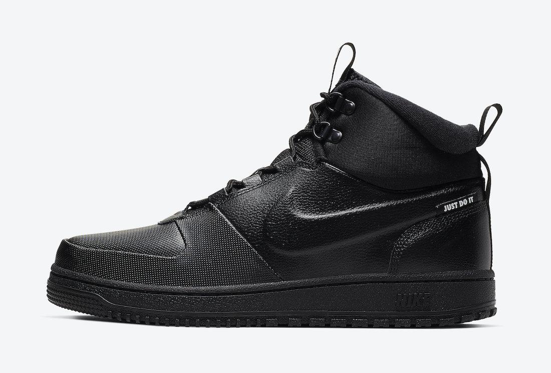 Nike Path Winter Black BQ4223-001 Release Date Info