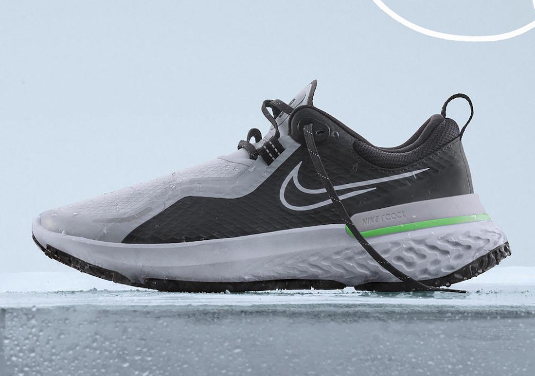 Nike React Miler Shield Release Date Info