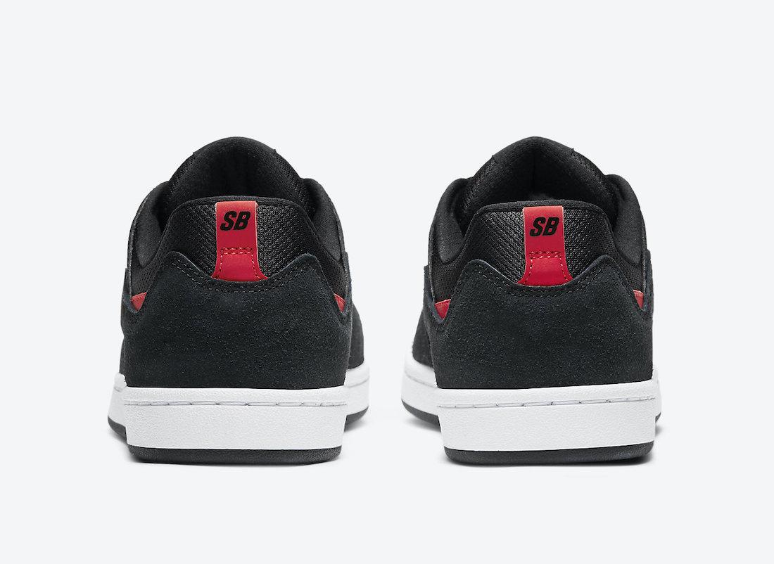 Nike SB Alleyoop Bred CJ0882-006 Release Date Info
