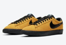 Nike SB Blazer Low GT University Gold 704939-700 Release Date Info