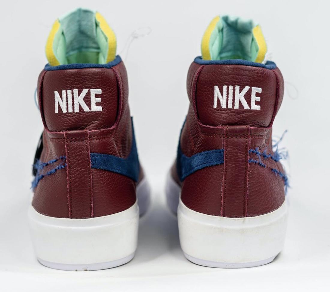 Nike SB Blazer Mid Edge Team Red DA2189-600 Release Date Info
