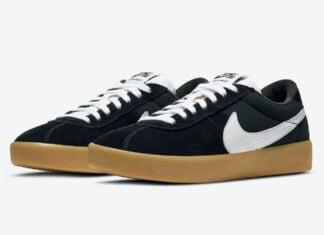 Nike SB Bruin React Black Gum CJ1661-002 Release Date Info