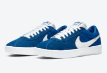 Nike SB Bruin React Team Royal CJ1661-404 Release Date Info