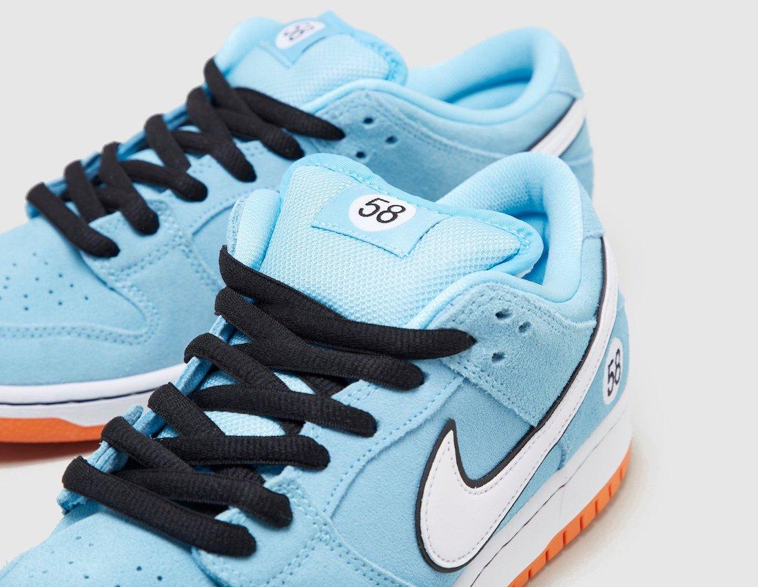 Nike SB Dunk Low Club 58 BQ6817-401 Release Info
