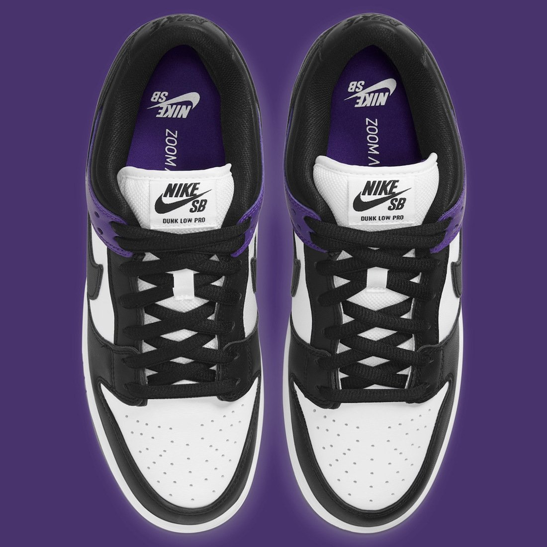 Nike SB Dunk Low Court Purple BQ6817-500 Release Date