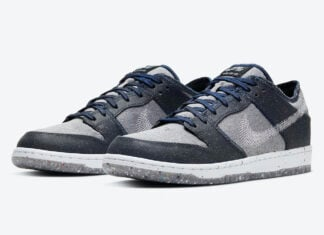 Nike SB Dunk Low Crater CT2224-001 Release Date Info