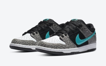 Nike SB Dunk Low Elephant BQ6817-009 Release
