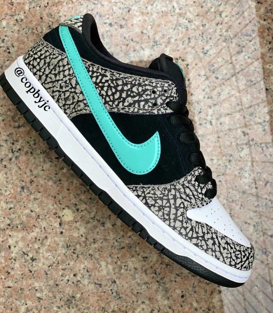 Nike SB Dunk Low Elephant BQ6817-009 Release Date
