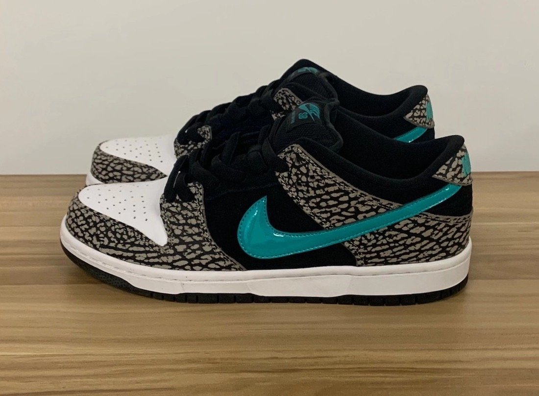 Nike SB Dunk Low Elephant BQ6817-009 Release Info