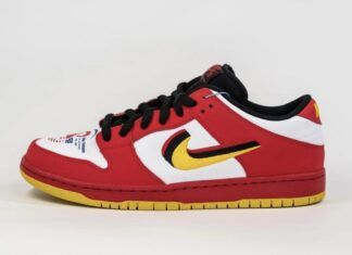 Nike SB Dunk Low Vietnam 309242-307