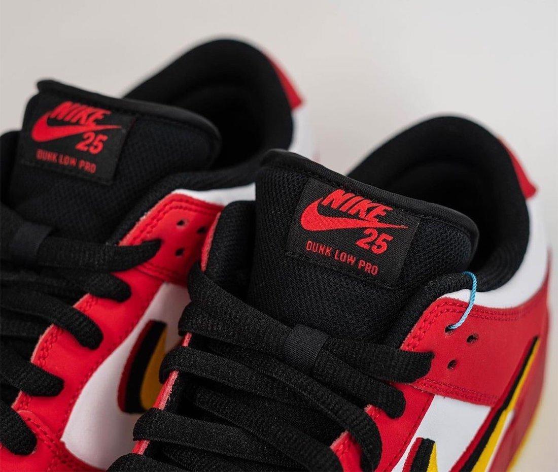 Nike SB Dunk Low Vietnam Nike SB Dunk Low Vietnam 309242-307 Release Info