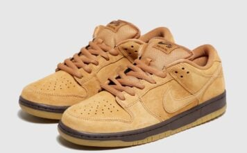 Nike SB Dunk Low Wheat Mocha BQ6817-204 Release Date