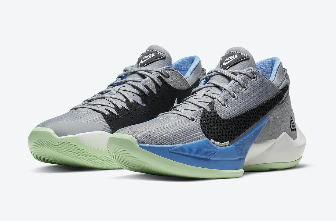 Nike Zoom Freak 2 Particle Grey CK5424-004 Release Date Info