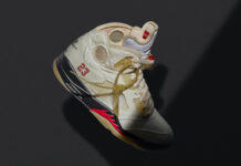 Off-White Air Jordan 5 Sail Release Date