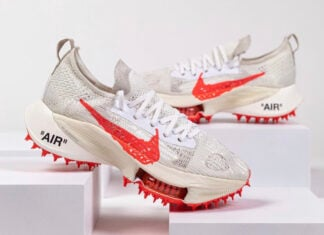 Off-White Sneaker Collaborations