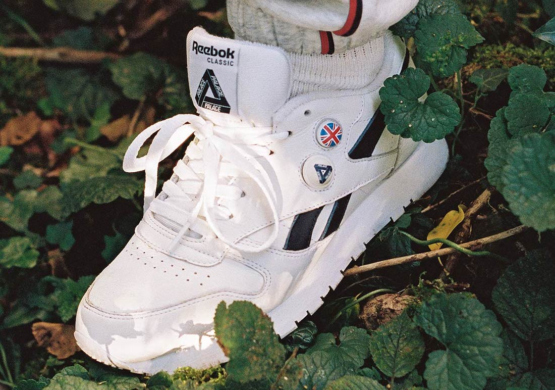 Palace Reebok Classic Leather Pump Release Date Info