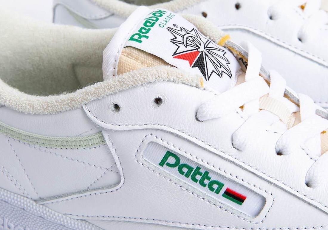 Patta Reebok Club C Release Date