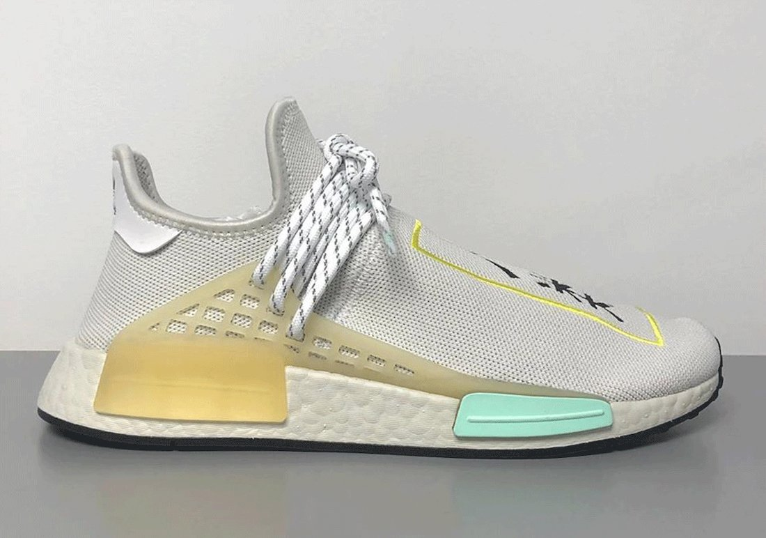 Pharrell adidas NMD Hu Asia Pacific Release Date Info