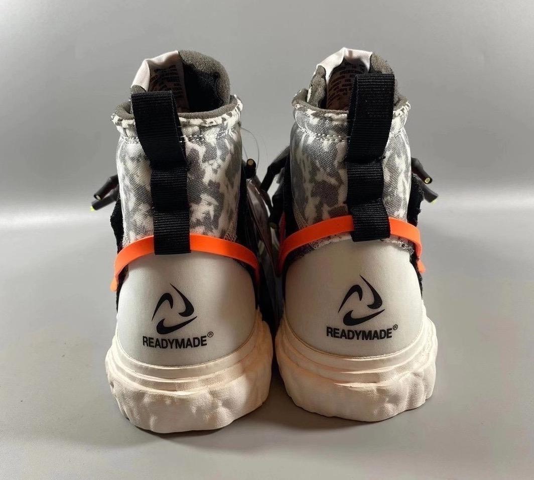 READYMADE Nike Blazer Mid CZ3589-001 Release Date