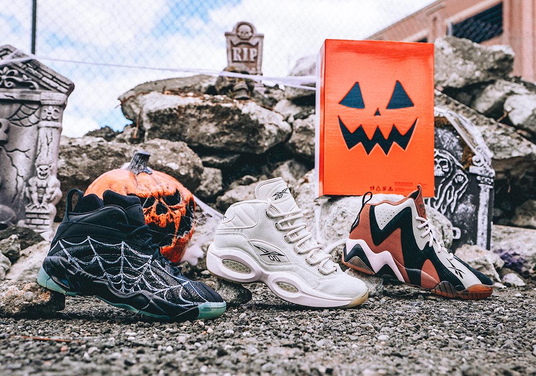 Reebok BOKTOBER Halloween Release Date Info