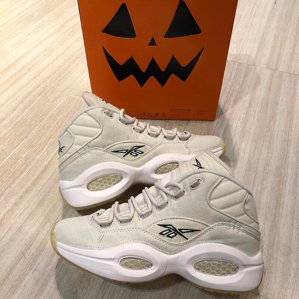 Reebok Question Mid Halloween FZ1357 Release Date Info