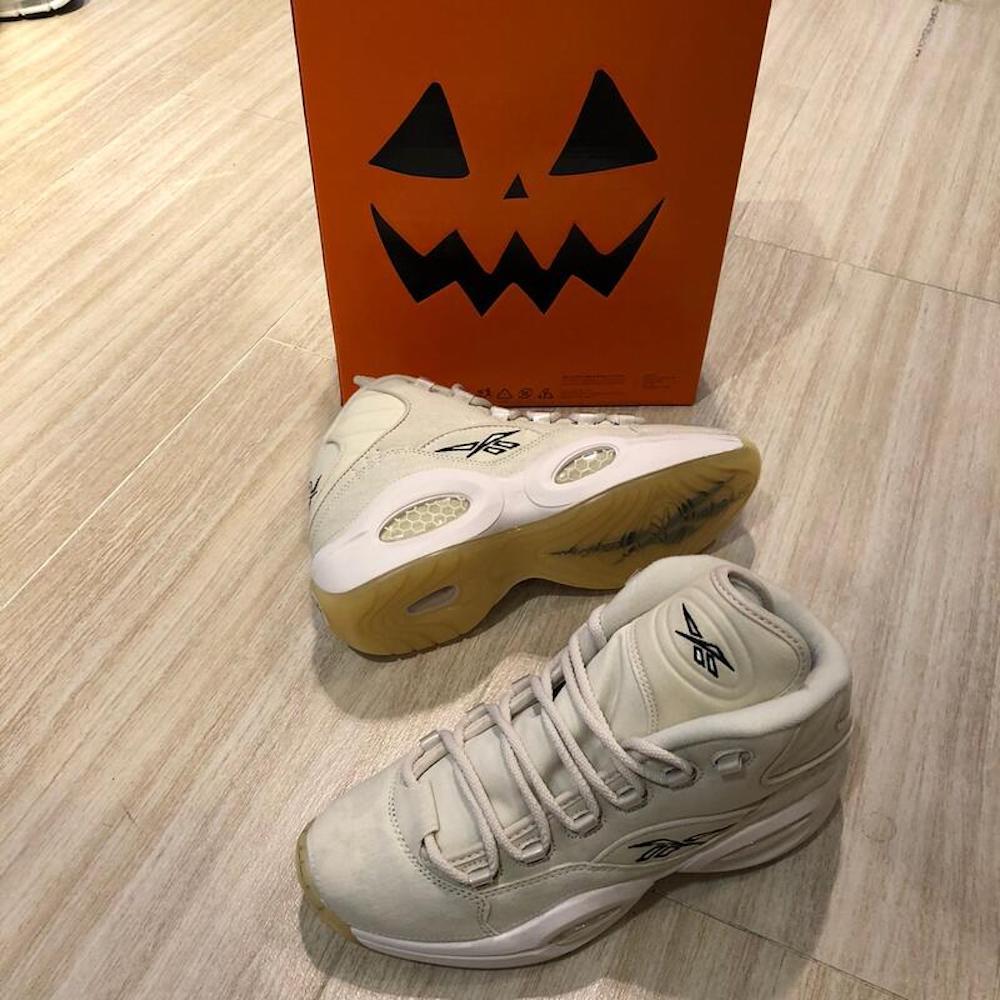Reebok Question Mid Halloween FZ1357 Release Date Info