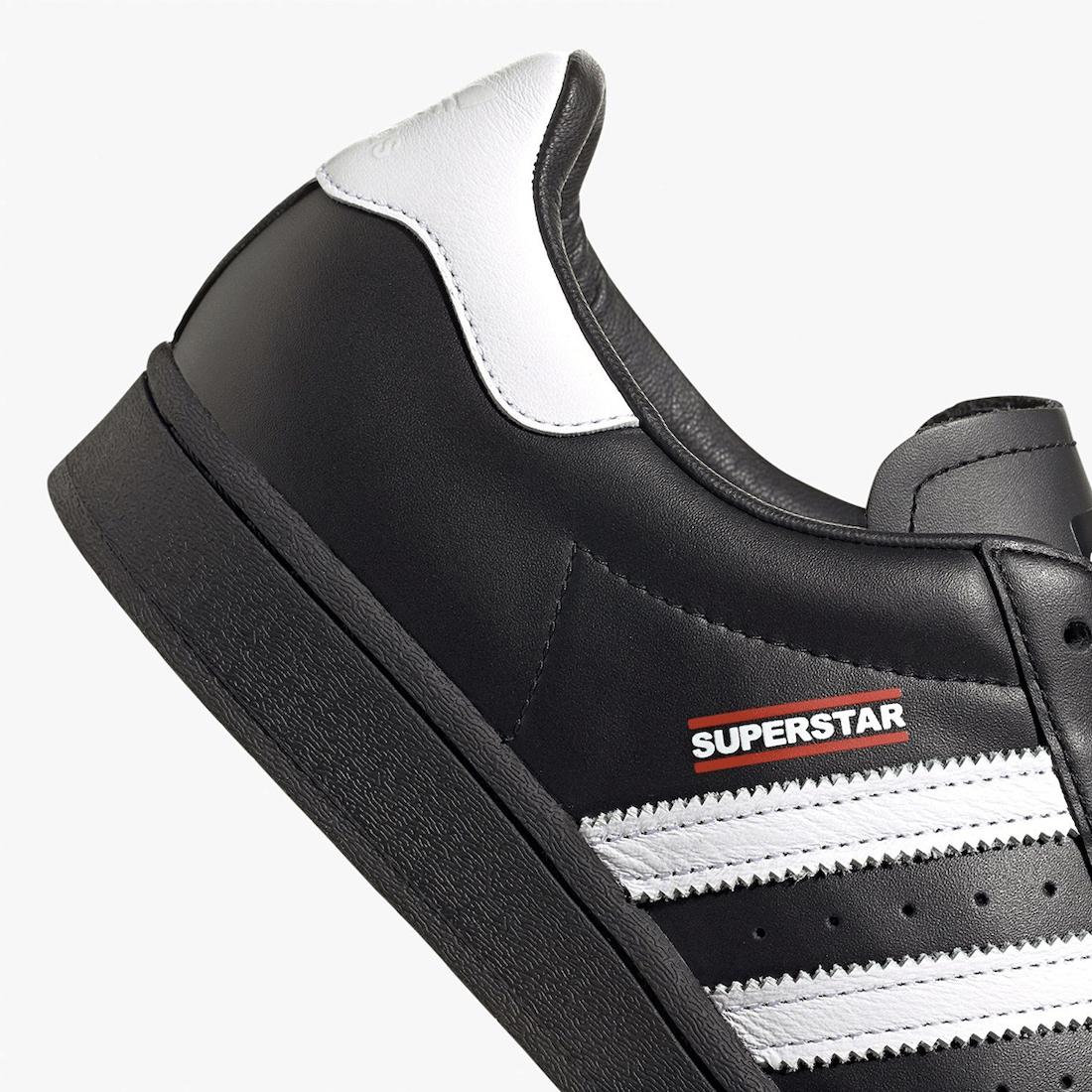 Run DMC adidas Superstar Jam Master Jay FX7617 Release Date Info