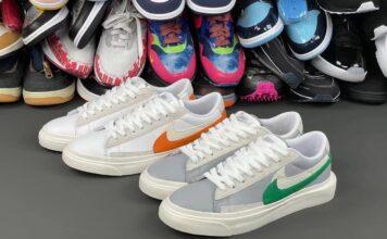 Sacai Nike Blazer Low 2021 Release