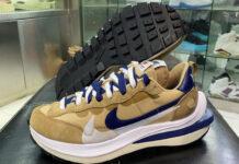 Sacai Nike VaporWaffle Sesame 2021 Release Date