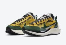 Sacai Nike VaporWaffle Tour Yellow CV1363-700 Release Info Price