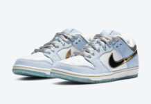 Sean Cliver Nike SB Dunk Low DC9936-100 Release Details