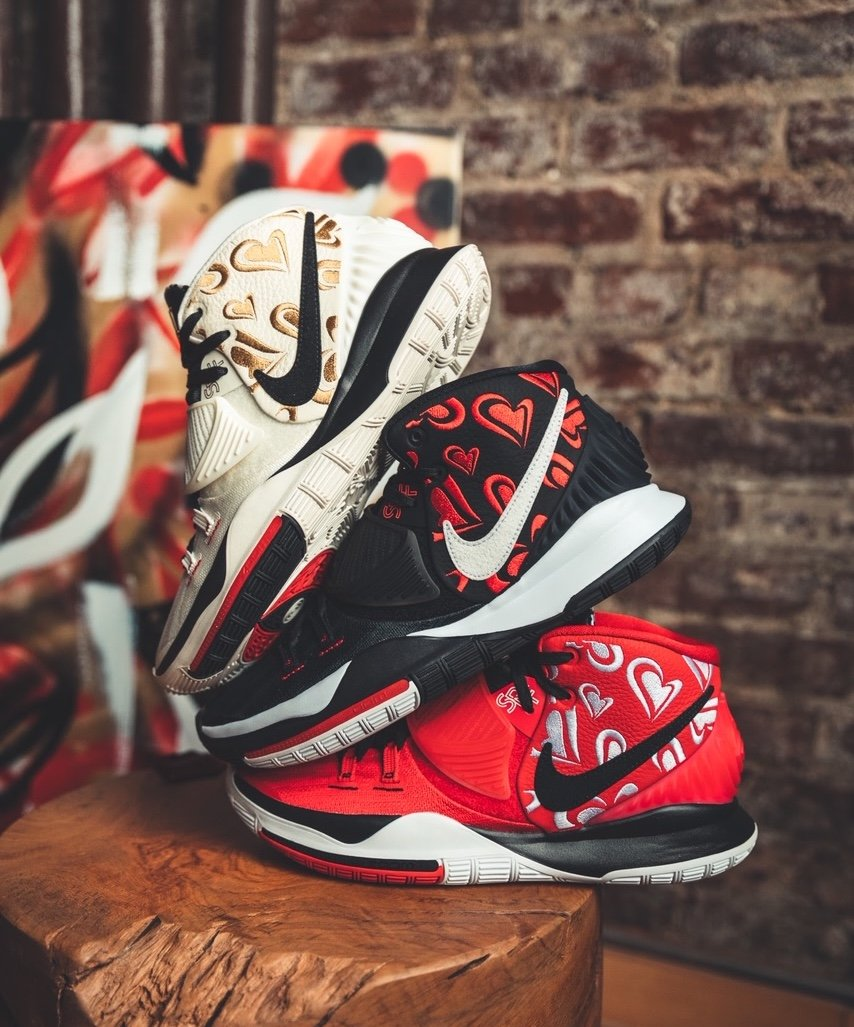 Sneaker Room Nike Kyrie 6 Mom Release Date Info