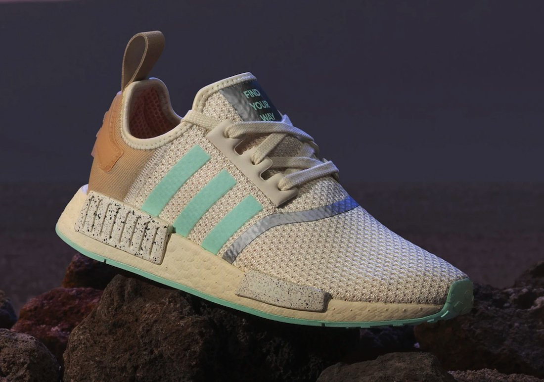 Star Wars adidas NMD R1 Baby Yoda The Child GZ2758 Release Date Info