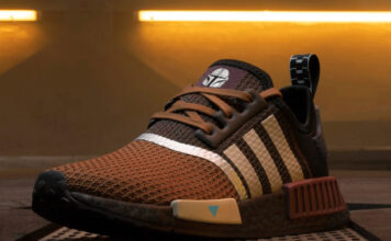 Star Wars adidas NMD R1 The Mandalorian GZ2745 Release Date Info