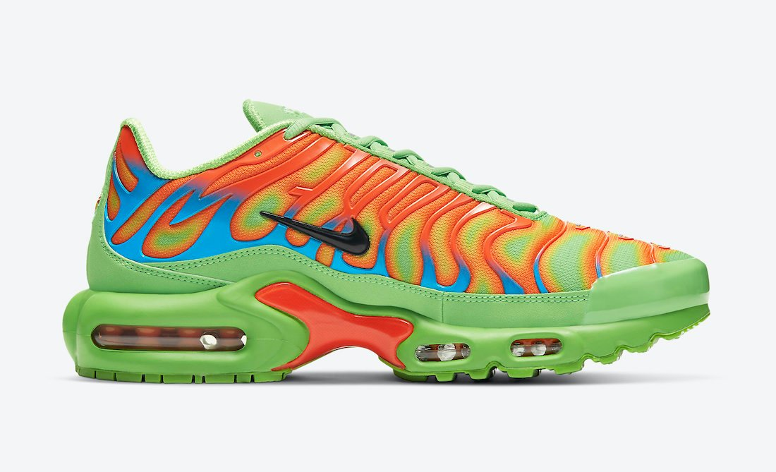Supreme Nike Air Max Plus Mean Green DA1472-300 Release Date Info