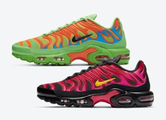 Supreme Nike Air Max Plus Mean Green Fire Pink Release Date