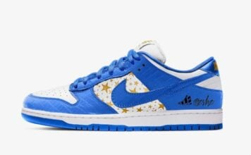 Supreme Nike SB Dunk Low 2021