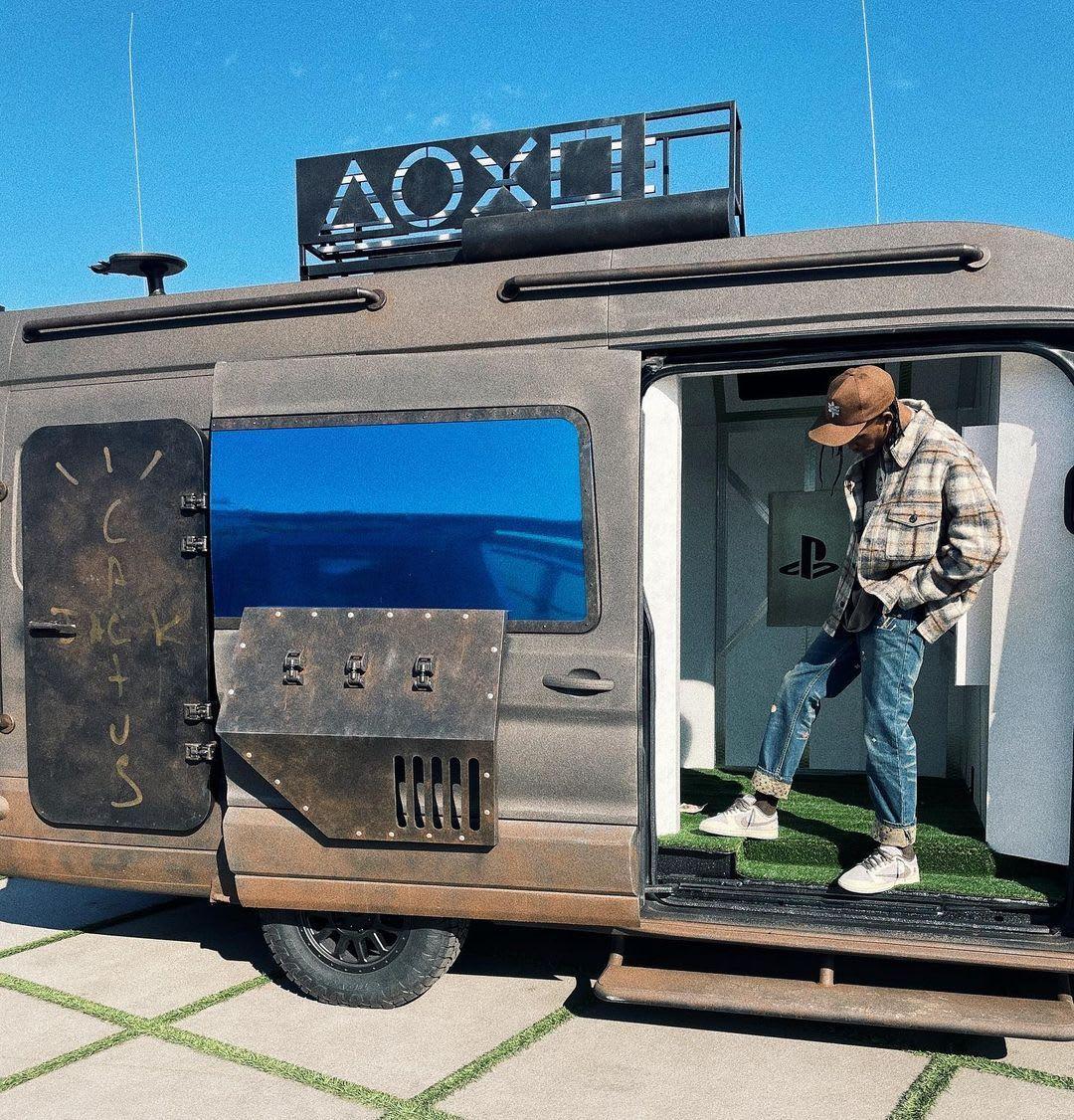 Travis Scott PlayStation x Nike Dunk Low Release Info