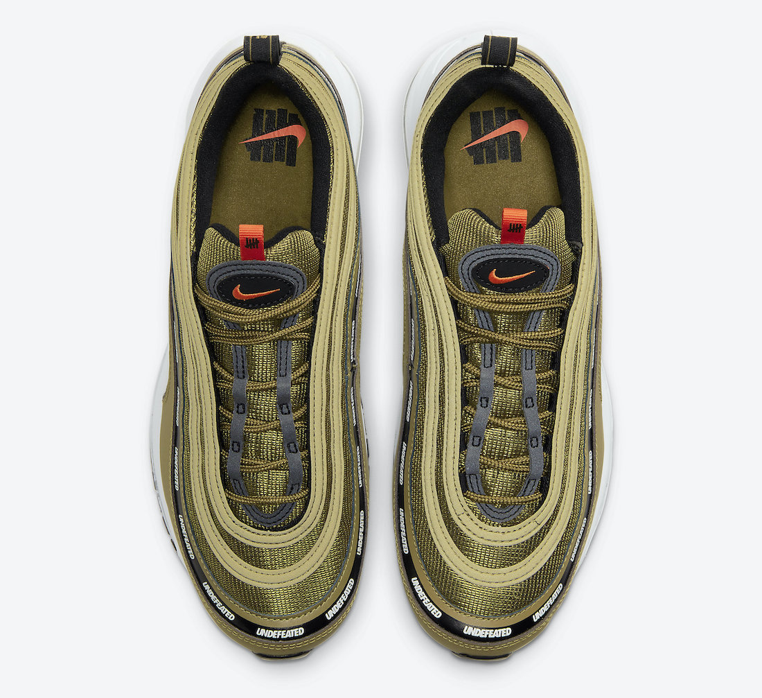 Undefeated Nike Air Max 97 Militia Green DC4830-300 Release Info Price