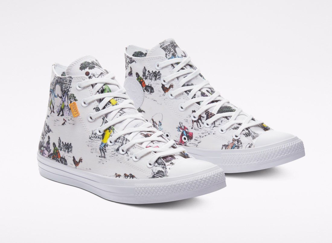 Union Converse Chuck Taylor All Star Release Date Info
