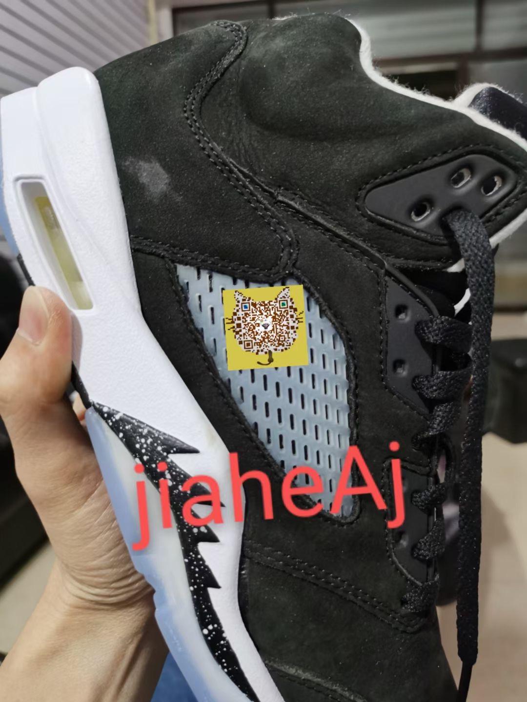 2021 Air Jordan 5 Oreo CT4838-011 Release Date