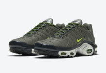 3M Nike Air Max Plus Twilight Marsh DB4609-300 Release Date Info