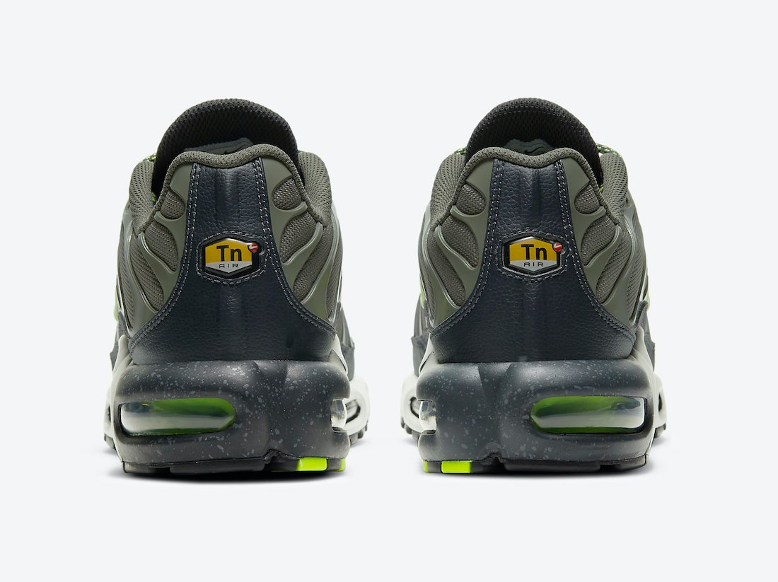 3M Nike Air Max Plus Twilight Marsh DB4609-300 Release Date Info