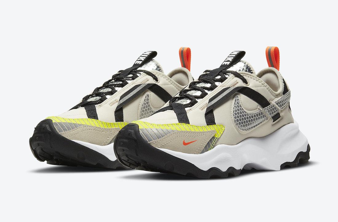 3M Nike TC 7900 LX Light Orewood Brown CU7763-100 Release Date Info