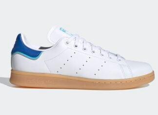 adidas Stan Smith Blue Gum FU9600 Release Date Info
