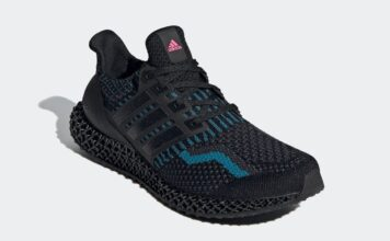 adidas Ultra 4D Miami Nights G58162 Release Date Info