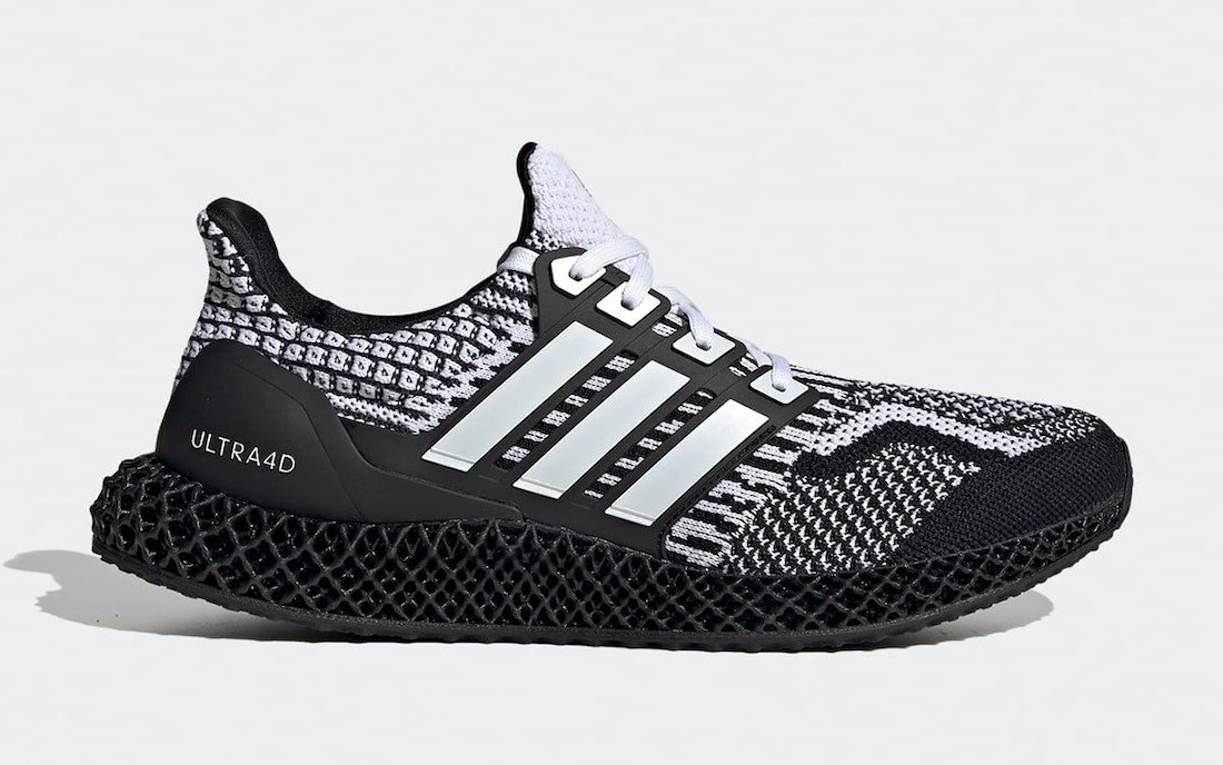 adidas Ultra 4D Oreo G58158 Release Date Info