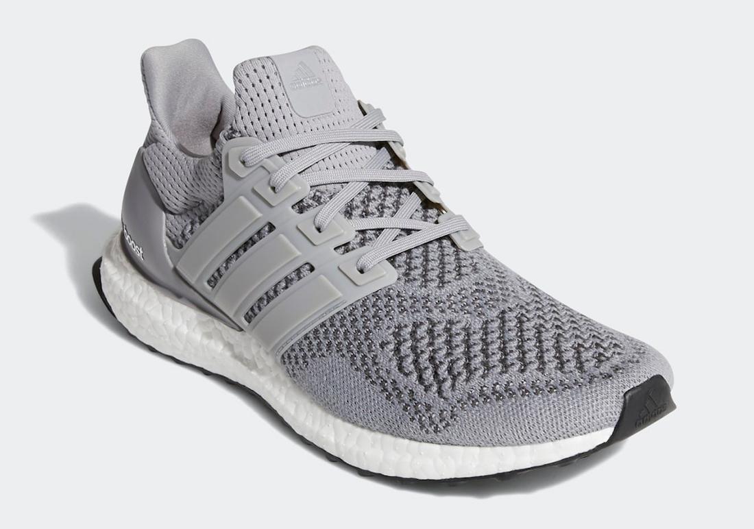 adidas Ultra Boost 1.0 Grey S77510 Release Date Info