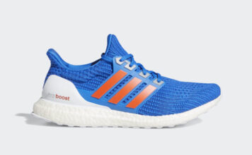 adidas Ultra Boost DNA Football Blue G55462
