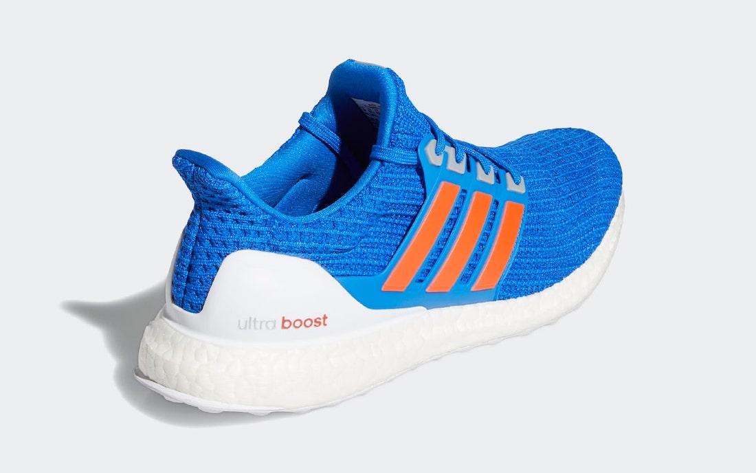 adidas Ultra Boost DNA Football Blue G55462 Release Date Info